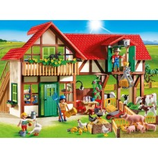 Large Farm - Playmobil Country Farm